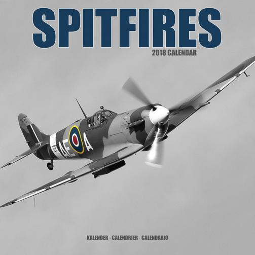 Kalendář 2018 Spitfires