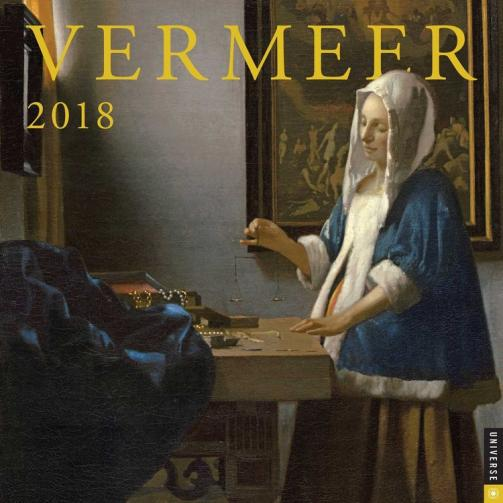 Kalendář 2018 Vermeer
