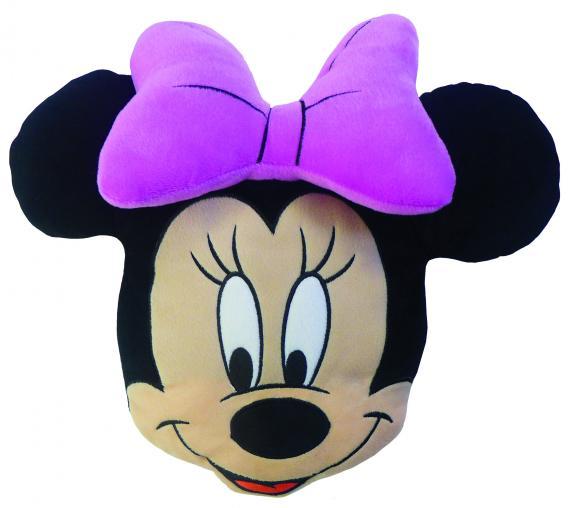 CTI Dětský 3D polštář Minnie, 39x40 cm