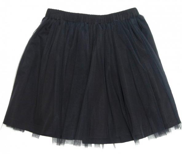 Topo Dívčí sukně - černá