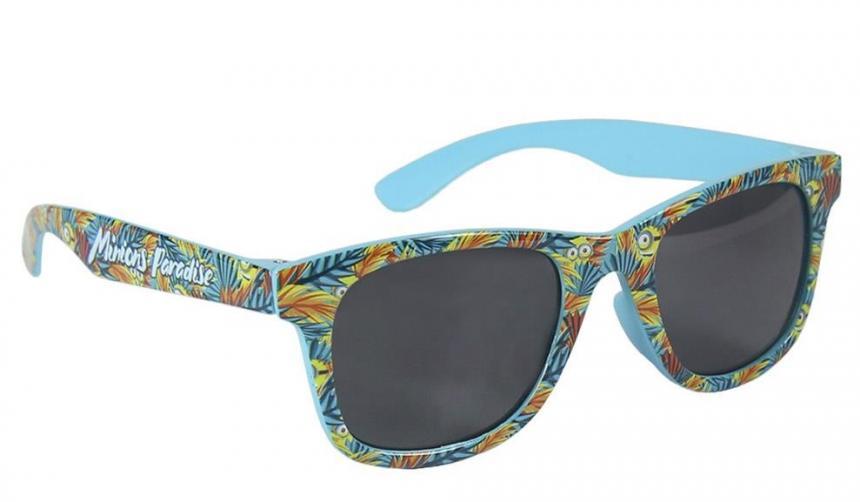 Disney Brand Chlapecké sluneční brýle Mimoni - barevné