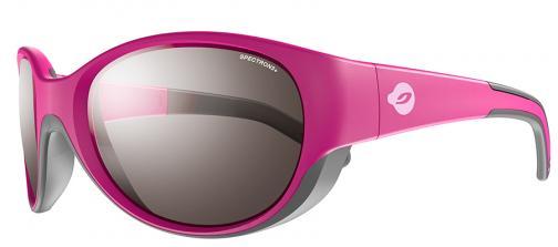 Julbo Dívčí sluneční brýle Lily - růžovo-šedé