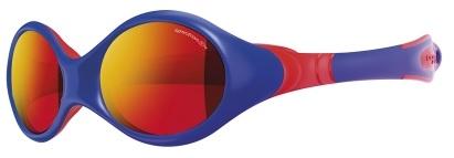 Julbo Chlapecké sluneční brýle Looping III SP3 - červeno-modré