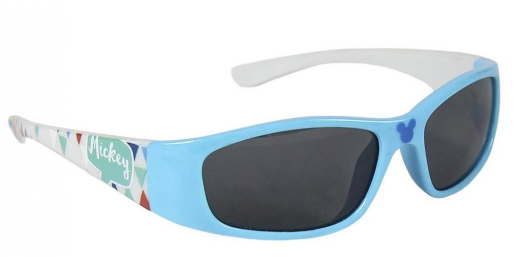 Disney Brand Chlapecké sluneční brýle Mickey - modré