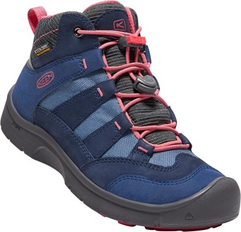 Keen Dívčí outdoorové boty Hikeport Mid WP - modré