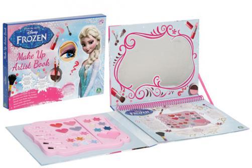 Frozen Make up modní kniha