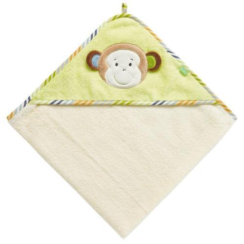 Fehn Monkey Donkey ručník s kapucí