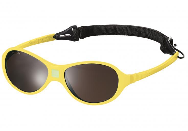 Ki ET LA Sluneční brýle JokaKi (12-30 měsíců) - žluté