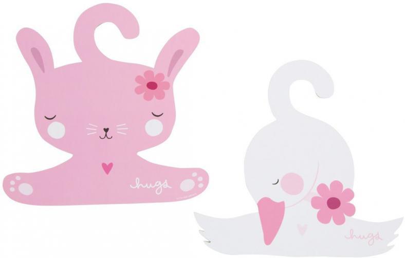 Little Lovely Company Ramínko, zajíc a labuť