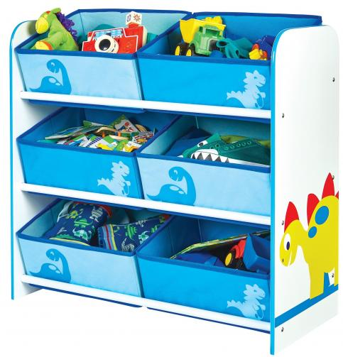 A.W. Organizér na hračky Dinosaurus