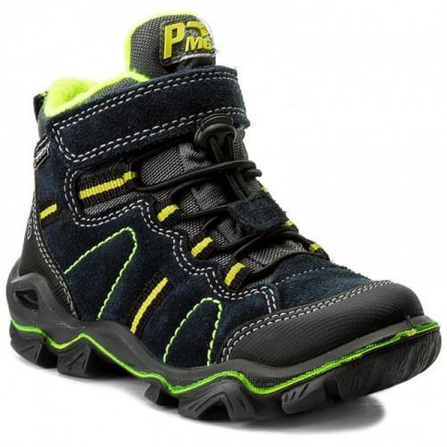 Primigi Chlapecké outdoorové boty - modré