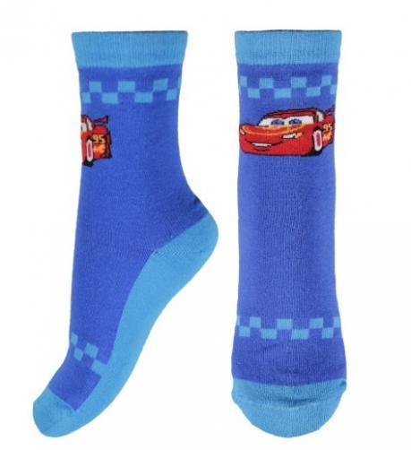 E plus M Chlapecké ponožky Cars - modré
