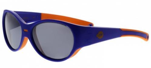 Julbo Chlapecké sluneční brýle Puzzle - modro-oranžové