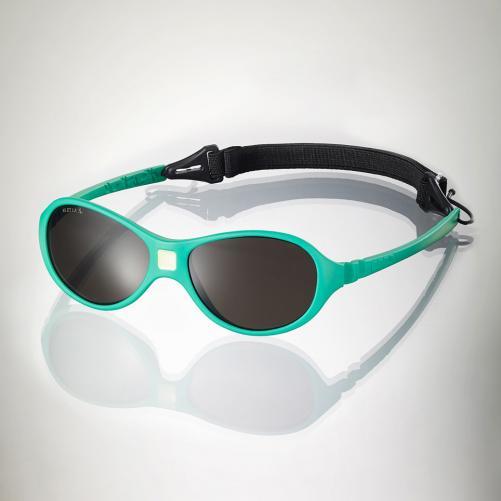 Ki ET LA Dětské sluneční brýle JokaKi (12-30 měsíců ) - zelený smaragd