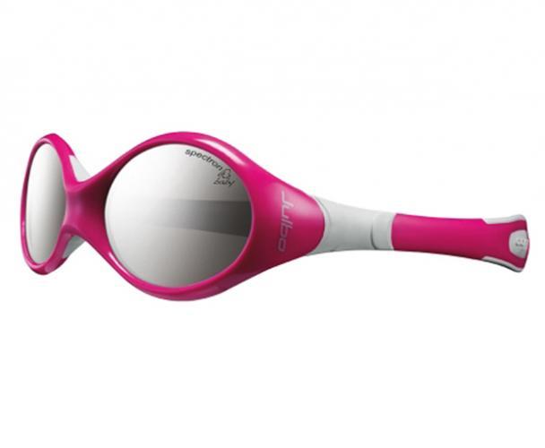 Julbo Dívčí sluneční brýle Looping II SP4, růžovo-šedé