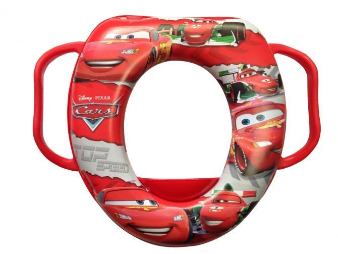 Keeeper Dětské sedátko na WC Cars, červené