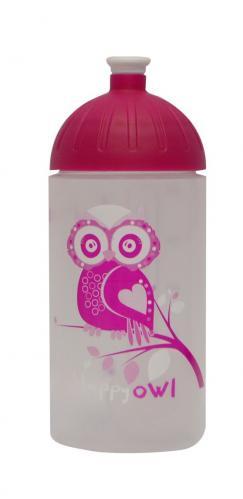 Karton P+P Lahev na pití Fresh Junior Owl, 500 ml