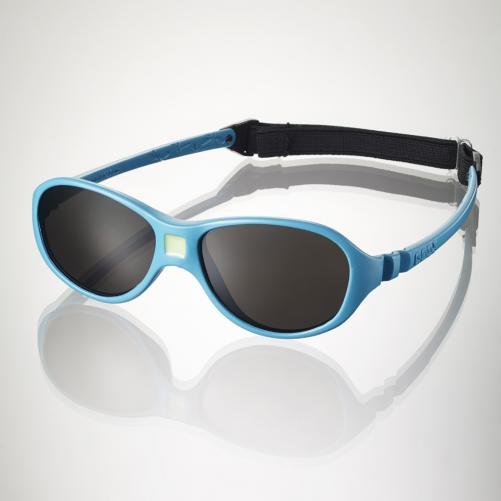 Ki ET LA Chlapecké sluneční brýle JokaKi (12-30 měsíců) - modré