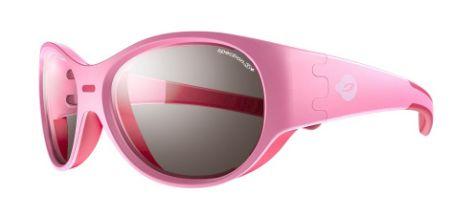 Julbo Dívčí sluneční brýle Puzzle - růžové