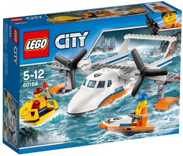 LEGO® City 60164 Coast Guard Záchranářský hydroplán