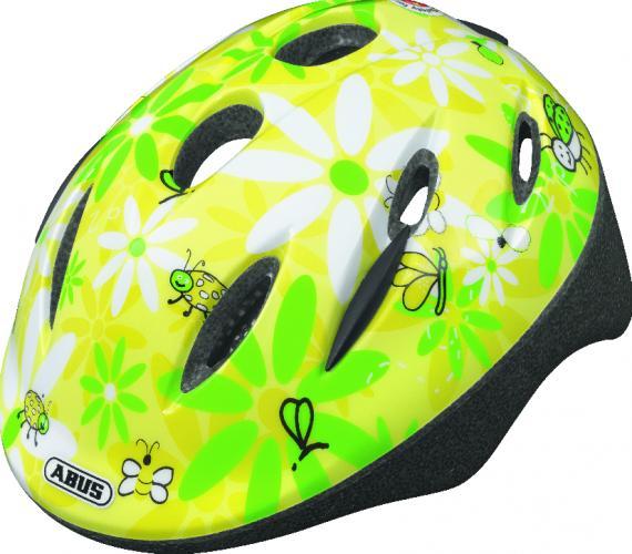 Abus Helma Smooty beetle sun, velikost S