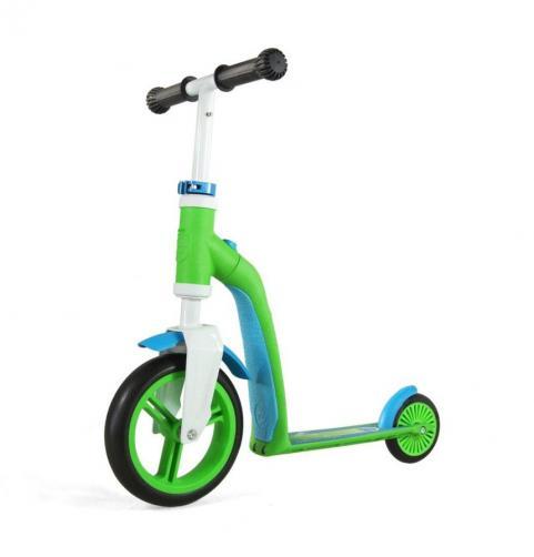 Scoot & Ride Koloběžka Highwaybaby Green/Blue