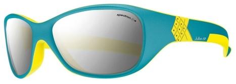 Julbo Chlapecké sluneční brýle Solan SP3+ - žluto-modré