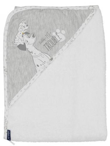 Bebe-jou Ručník s kapucí, 101 Dalmatians