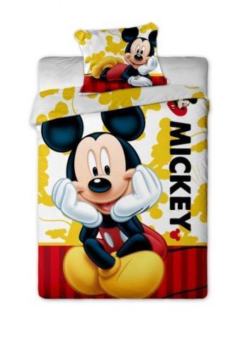 Jerry Fabrics Dětské povlečení MICKEY 2015 140x200 70x90