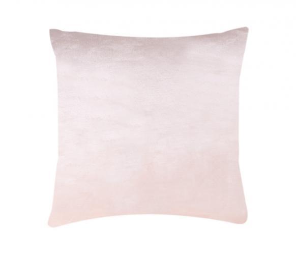 XPOSE ® Povlak na polštář mikroflanel - bílá káva 40x40 cm