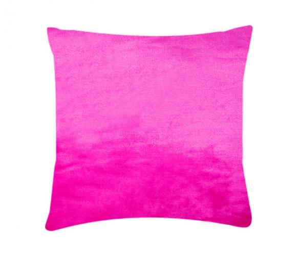 XPOSE ® Povlak na polštář mikroflanel - fuchsiová 40x40 cm