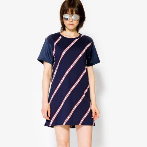 Adidas šaty Tee Teplákys ženy Oblečení šaty Bj8369