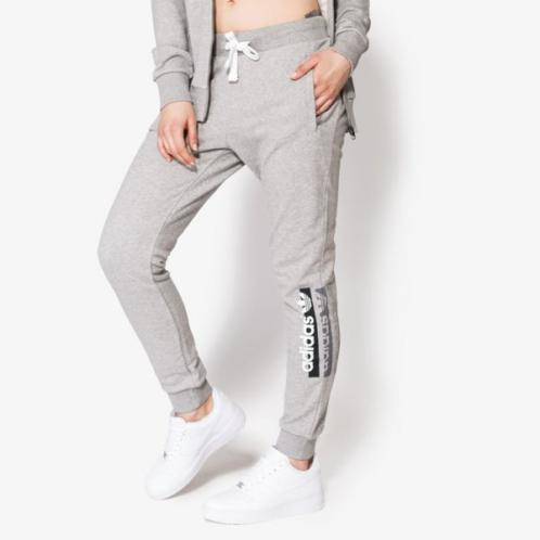 Adidas Kalhoty Regular Cuff ženy Oblečení Kalhoty Bk5824