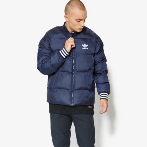 Adidas Bunda Sst Jacket Muži Oblečení Zimní Bundy Br4795