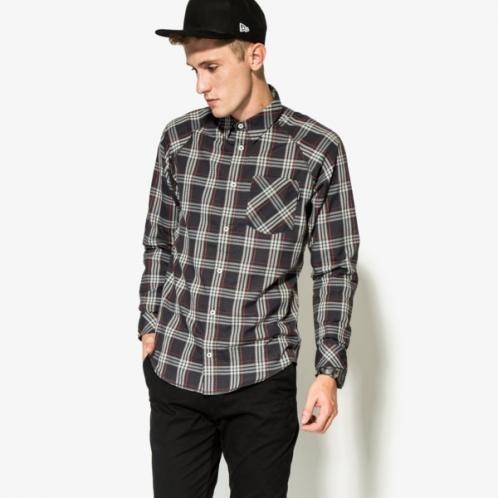Adidas Košile Easy-breeze Muži Oblečení Košile Ay8723
