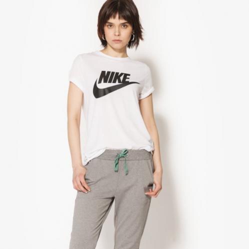 Nike Tričko Ss W Nsw Essntl Tee Hbr ženy Oblečení Trička 829747-100