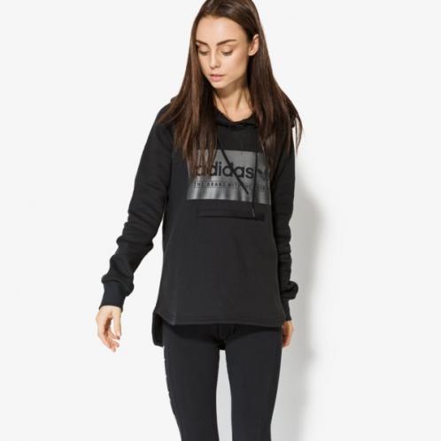 Adidas Mikina Hoodie Fle ženy Oblečení Mikiny Bs0725