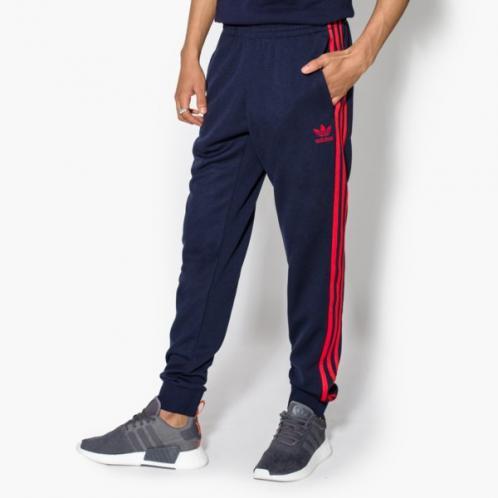 Adidas Kalhoty Sst Cuffed Tp Muži Oblečení Kalhoty Br4288