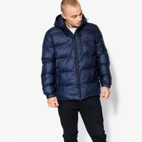 Adidas Bunda Hooded Jkt Muži Oblečení Zimní Bundy Br4782