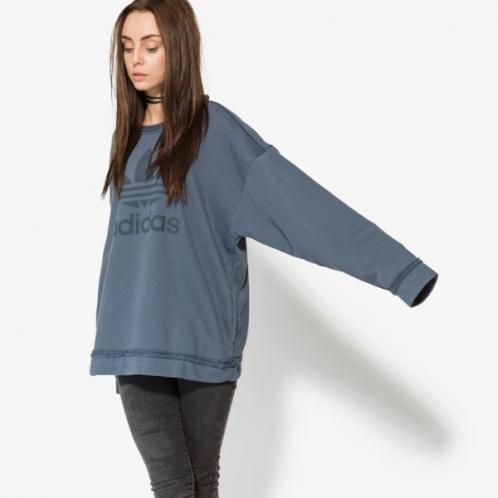 Adidas Mikina Trf Sweatshirt ženy Oblečení Mikiny Br9292