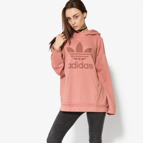Adidas Mikina Trf Hoodie ženy Oblečení Mikiny Br9304