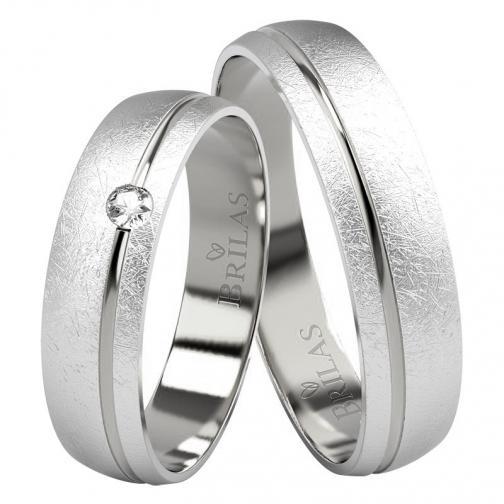 Jordana Silver  - netradiční snubní prsteny ze stříbra