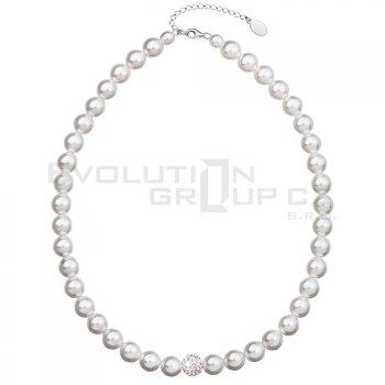 32011.1 Perlový náhrdelník Swarovski