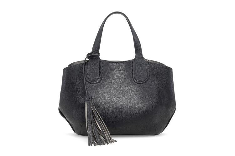 Tamaris - Dámská módní kabelka do ruky s třásní a uchy MANON Handbag