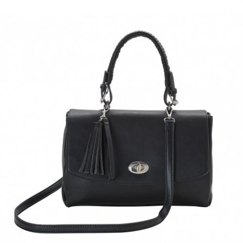 Marco Tozzi - Dámská elegantní kabelka do ruky i  přes rameno 2-61008-28
