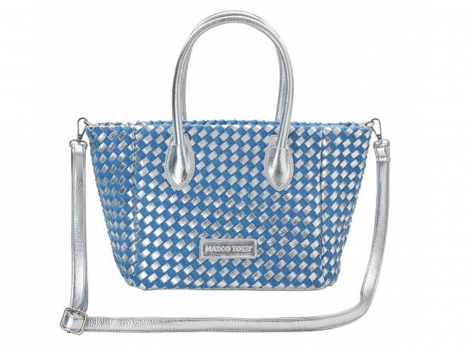 Marco Tozzi - Originální dámská kabelka do ruky i přes rameno 2-61110