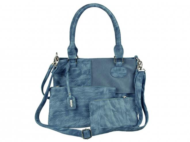 Remonte - Elegantní dámská kabelka do ruky i přes rameno Q0410-14
