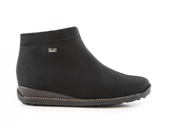 Rieker - Dámské zateplené kotníkové boty s TEXovou membránou šíře G 98251-00 6303e69775
