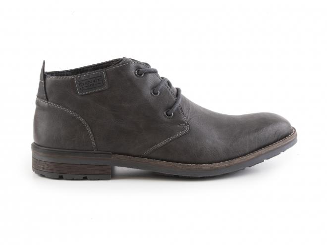 Rieker - Pánské kotníkové boty se šněrováním B1340-48