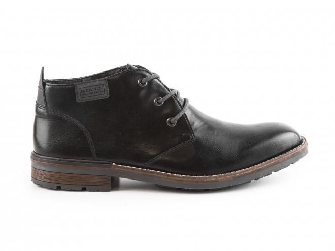 Rieker - Pánské kotníkové boty se šněrováním B1340-00